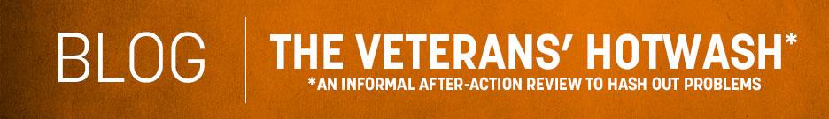 The Veterans' Hotwash
