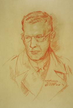 Captain G.C. Tinning. [CANADIAN WAR MUSEUM—AN19710261-4390]
