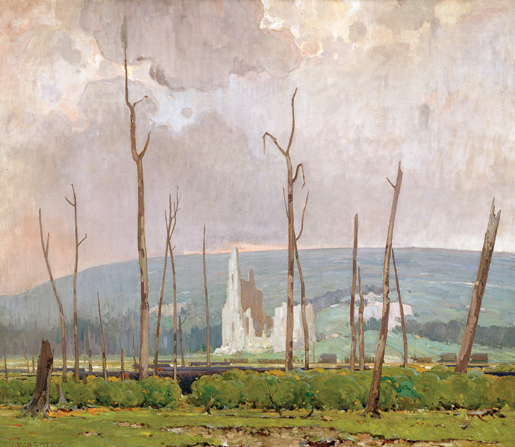 Ablain St-Nazaire. [CANADIAN WAR MUSEUM—AN19710261-0100]