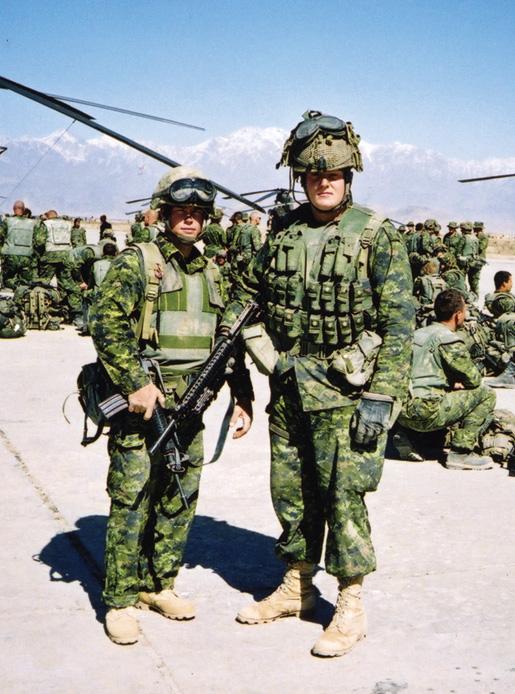 Kandahar, 2002. [PHOTO: COURTESY NICOLE DOYLE]