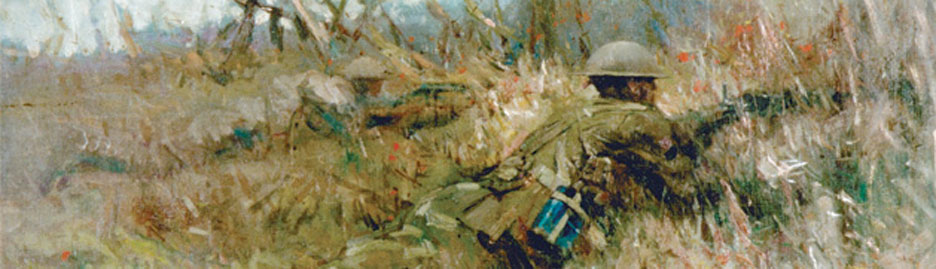 From Fields Of Red – Canada's War Art