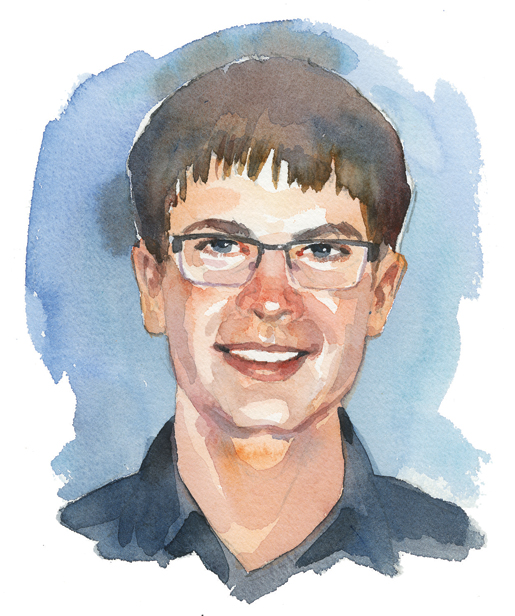 Peter Leahy, Ottawa [ILLUSTRATION: TERRY SHOFFNER]