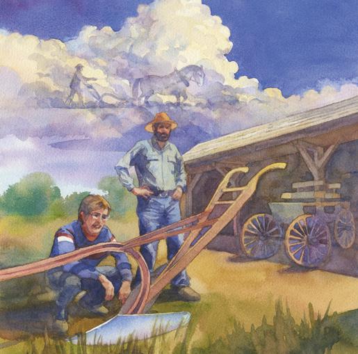 Backyard History – Little Stories, Big Nation