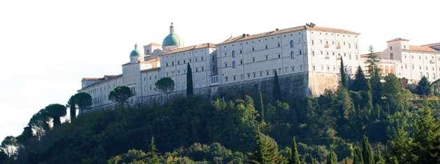 The Abbey of Monte Cassino today. [PHOTO: DAN BLACK]