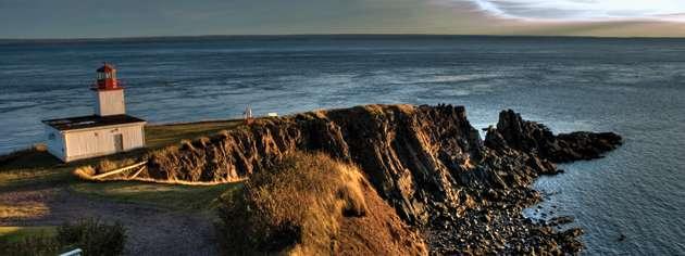 Cape D'Or, N.S. [PHOTO: ©iStockphoto/creighton359]