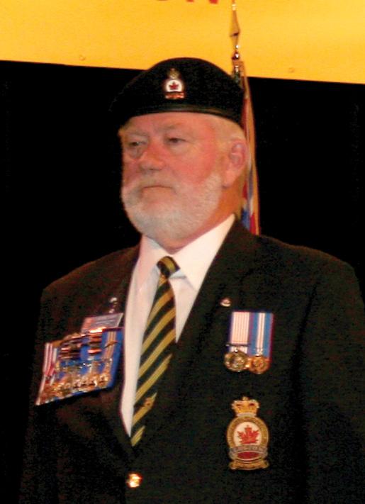 Dominion Vice-President George O'Dair. [PHOTO: JENNIFER MORSE]