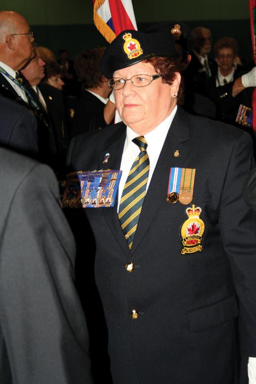 Newly-elected Dominion President Pat Varga. [PHOTO: JENNIFER MORSE]