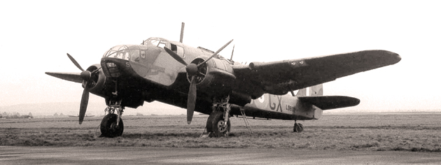 A Bristol Beaufort, September 1941. [PHOTO: LIBRARY AND ARCHIVES CANADA—PA160969]