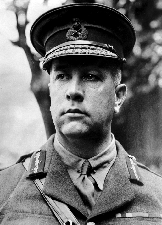 GENERAL SIR ARTHUR CURRIE [PHOTO: LIBRARY AND ARCHIVES CANADA—PA166584]