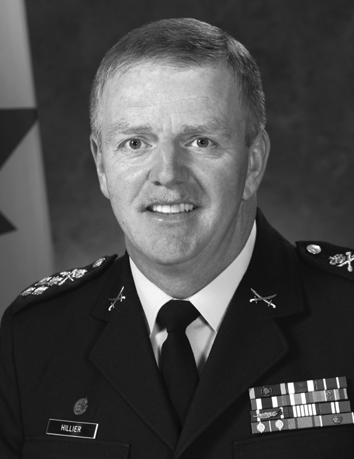 GENERAL RICK J. HILLIER [PHOTO: SGT. YVAN DELISLE, NATIONAL DEFENCE]