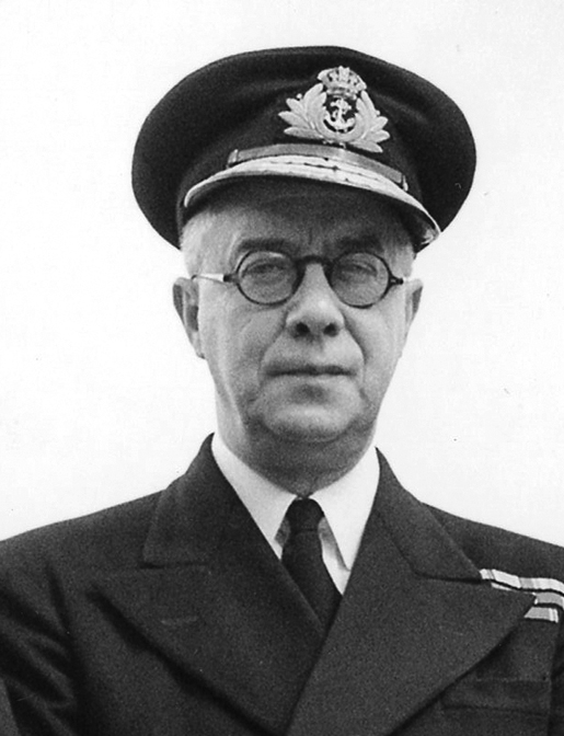 VICE-ADMIRAL PERCY WALKER NELLES [PHOTO: LIBRARY AND ARCHIVES CANADA—PA064568]