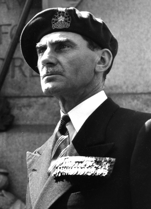 LIEUTENANT-GENERAL GUY SIMONDS [PHOTO: LIBRARY AND ARCHIVES CANADA—PA133972]