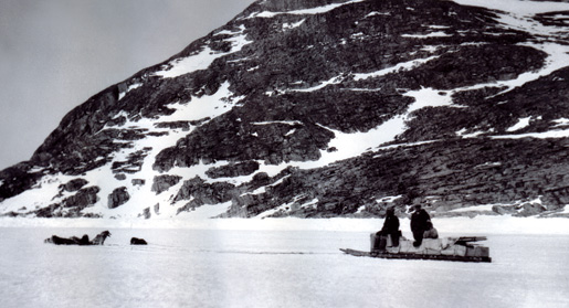 Hudson Strait Expedition. [PHOTO: LIBRARY AND ARCHIVES CANADA PA-055568]
