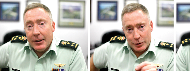 Lieutenant-General Peter Devlin
