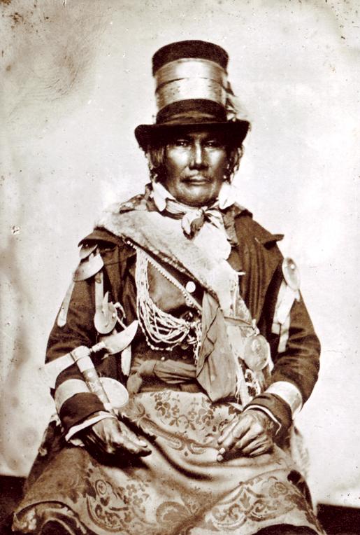 Chief Oshawana