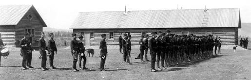 Yukon Field Force.