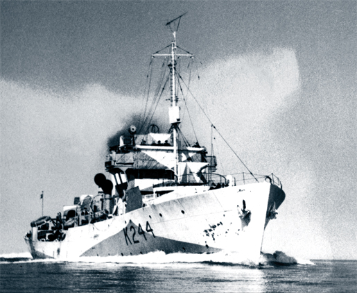 Torpedoed In The St. Lawrence: Navy, Part 51