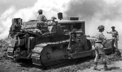 Armorama :: News MiniArt: U S  Army Bulldozer