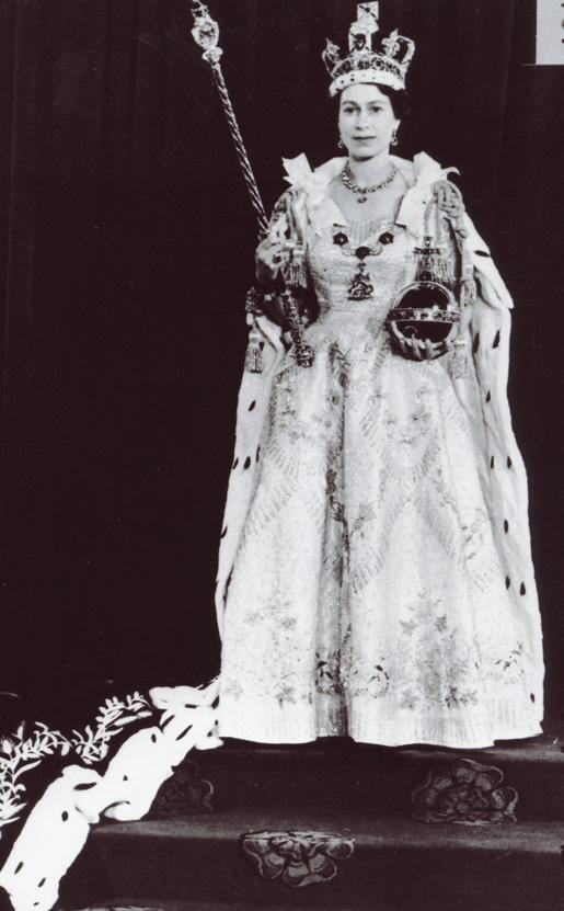 H.M. Queen Elizabeth II