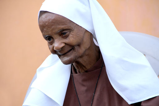 Sister Gerada founded the orphanage in 1962. She recently passed away due to complications from a fractured hip. [PHOTO: DAN BLACK]