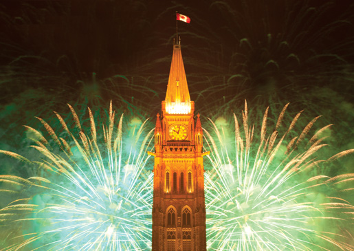 Canada Day in the Capital
