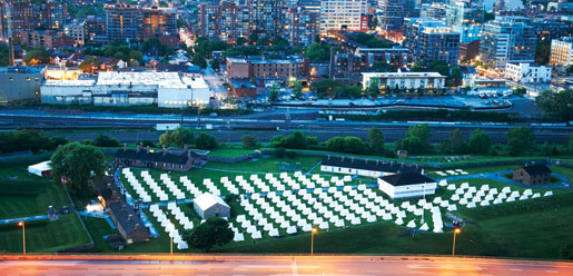Fort York: The Encampment [PHOTO: FORT YORK]