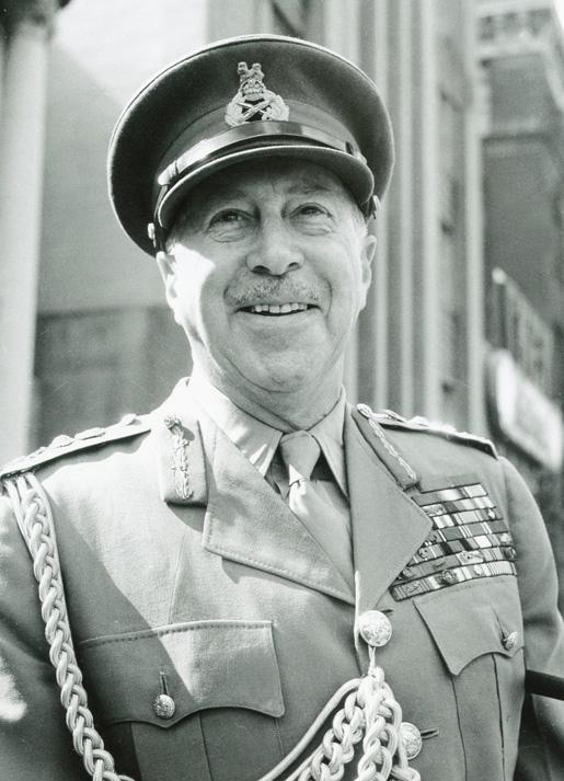 General H.D.G. Crerar [PHOTO: LEGION MAGAZINE ARCHIVES]