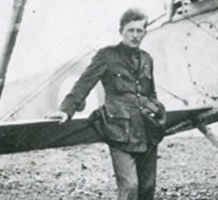 Billy Bishop [PHOTO: LEGION MAGAZINE ARCHIVES]