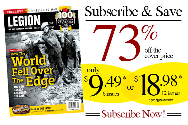 Subscribe & Save 73% off the cover price. Only 9.49 for 6 issues or 18.98 for 12 issues (plus applicable taxes) Subscribe Now!