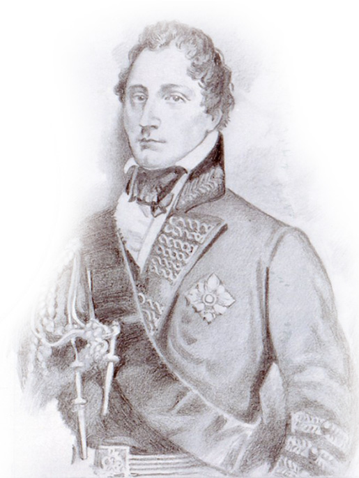 Sir Gordon Drummond [ILLUSTRATION: LIBRARY AND ARCHIVES CANADA—C70391]