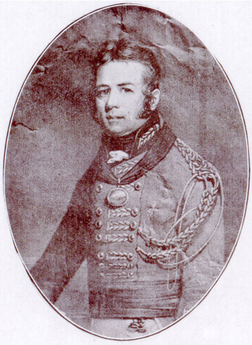 Sir George Prevost [ILLUSTRATION: LIBRARY AND ARCHIVES CANADA—E010966151]