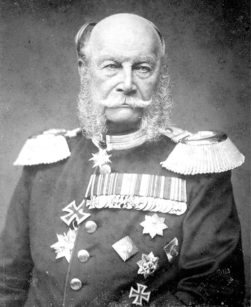 King Wilhelm I [PHOTO: WIKIPEDIA]
