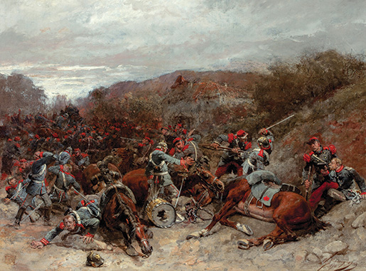 Franco-Prussian War [WILLIAM CONSTANT BEAUQUESNE, WIKIPEDIA]