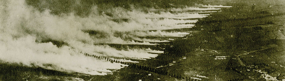 Ypres 1915: The First Gas Attack