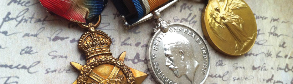 Face To Face: Is It Wrong To Sell Military Medals?
