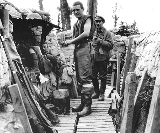 the dangers of the trenches ww1 It was extremely dangerous in order to avoid the effect of munitions hitting in no mans land the inroad had to be dug very deep the miners had to work extremely quietly to avoid detection so the work was very slow and any noise could lead to dis.