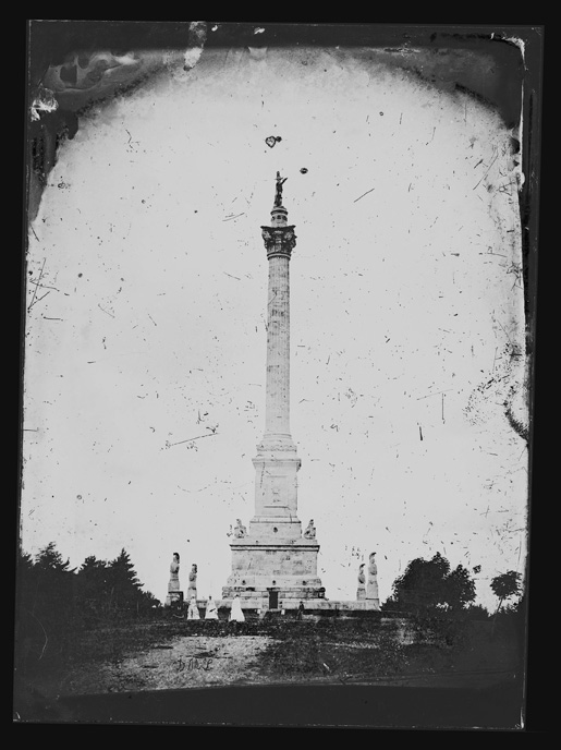 Second Brock Monument [PHOTO: CANADIAN WAR MUSEUM—19800978-070]