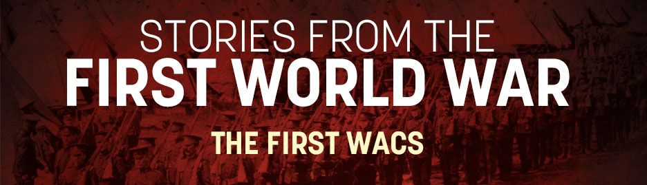 WWI-The-First-WACS