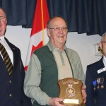 Byron Waters - Branch 104 Legionnaire of the Year