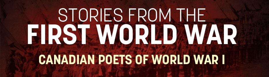 WWI-CanadianPoets