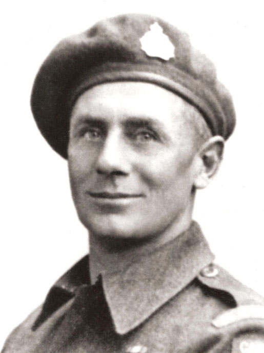 Lance-Corporal John (Jack) Weakford Smith was with the Algonquin Regiment. He had been in France for only a couple of weeks before being killed in action at the age of 31 on Hill 140, between Estrees-la-Campagne and Mazieres in France, during Operation Totalize. The Canadians defended against repeated German counterattacks on Aug. 9-10, but suffered heavy casualties, including Smith.