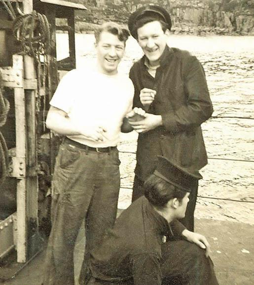 Memoir navy 2