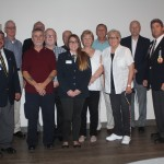 Merritton Br. 138 in St. Catharines, Ont. initate new members