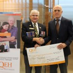 PEI Command Cheque Presentation Friends for Life 2015
