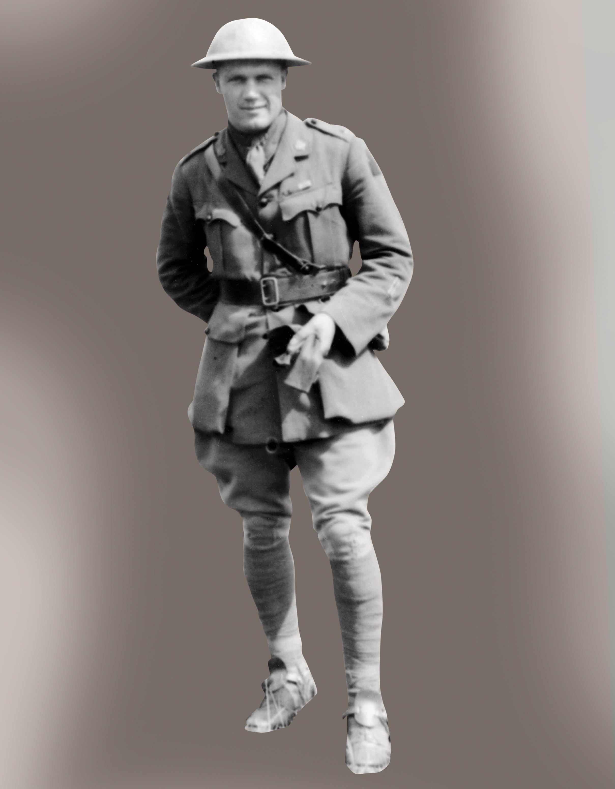 Historic Victoria Cross Photo – Major Thain MacDowell