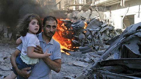 Syria Slider