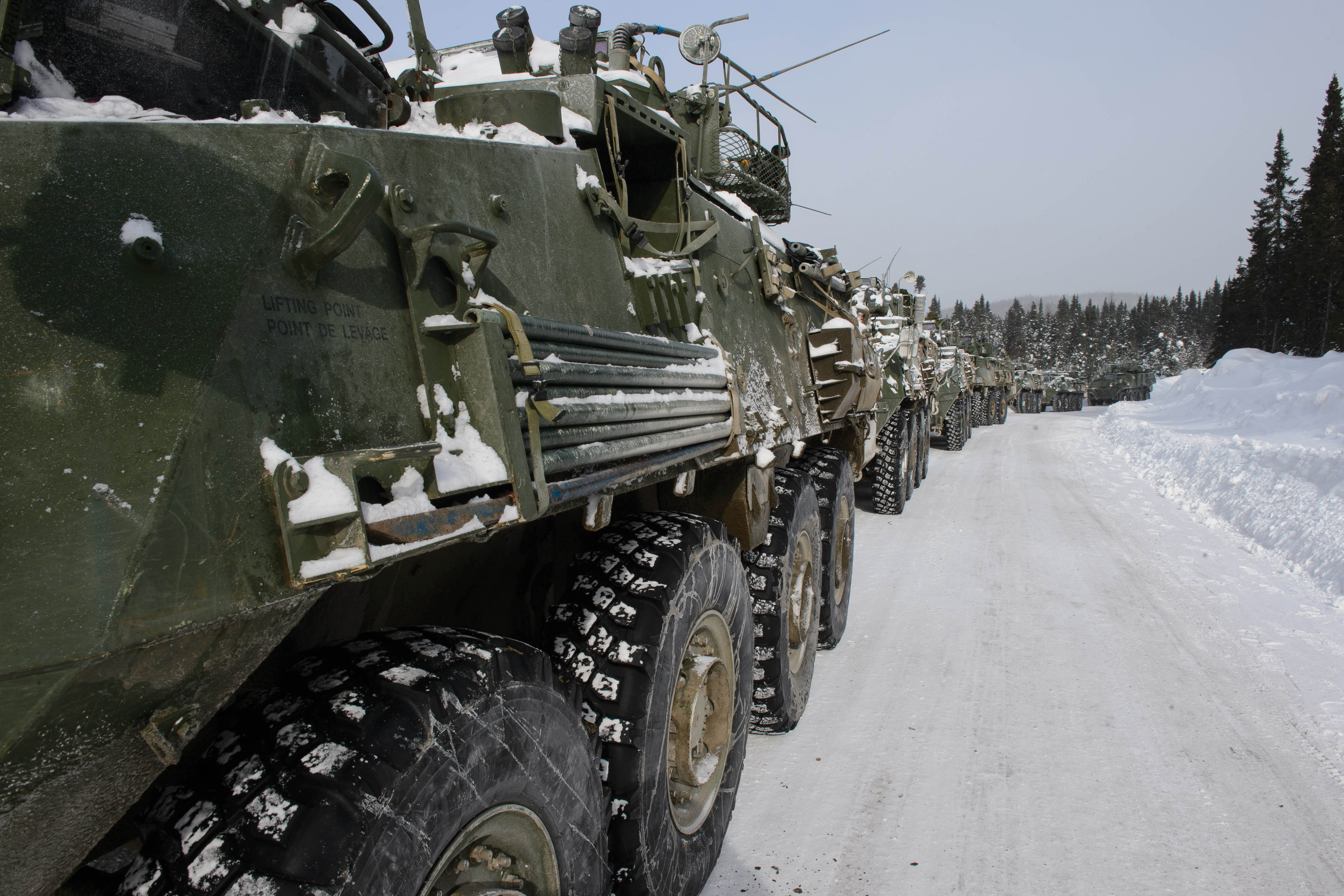 Eye on defence: LAVs and hard facts