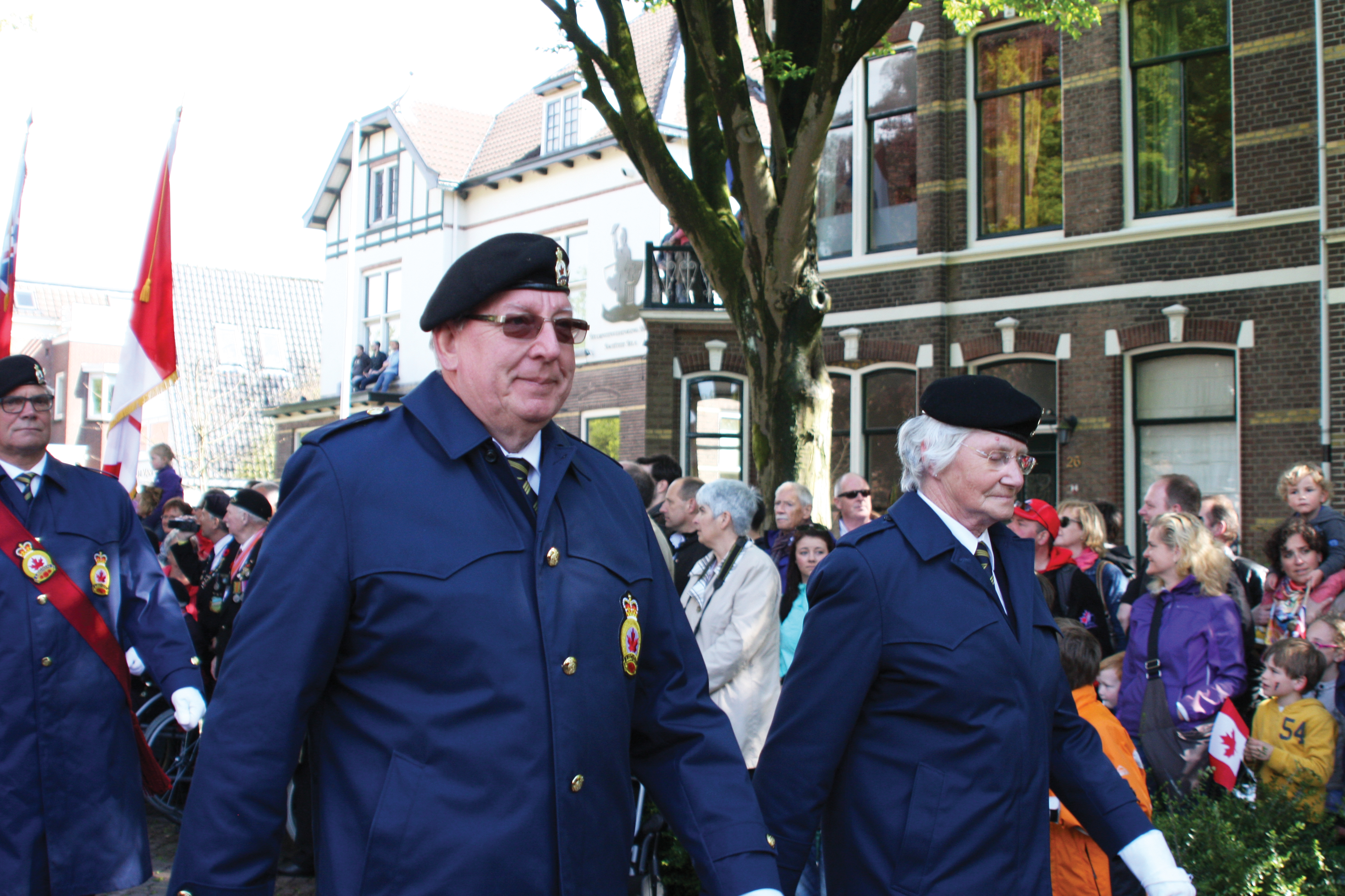 Remembrance the focus for Netherlands branch