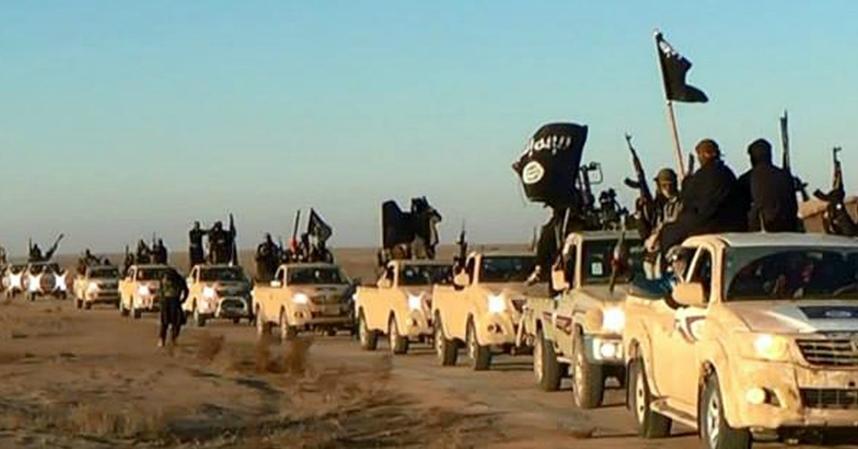 Journalists go behind ISIL lines