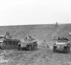 Russland-Süd, Panzer III, Schützenpanzer, 23.Pz.Div.